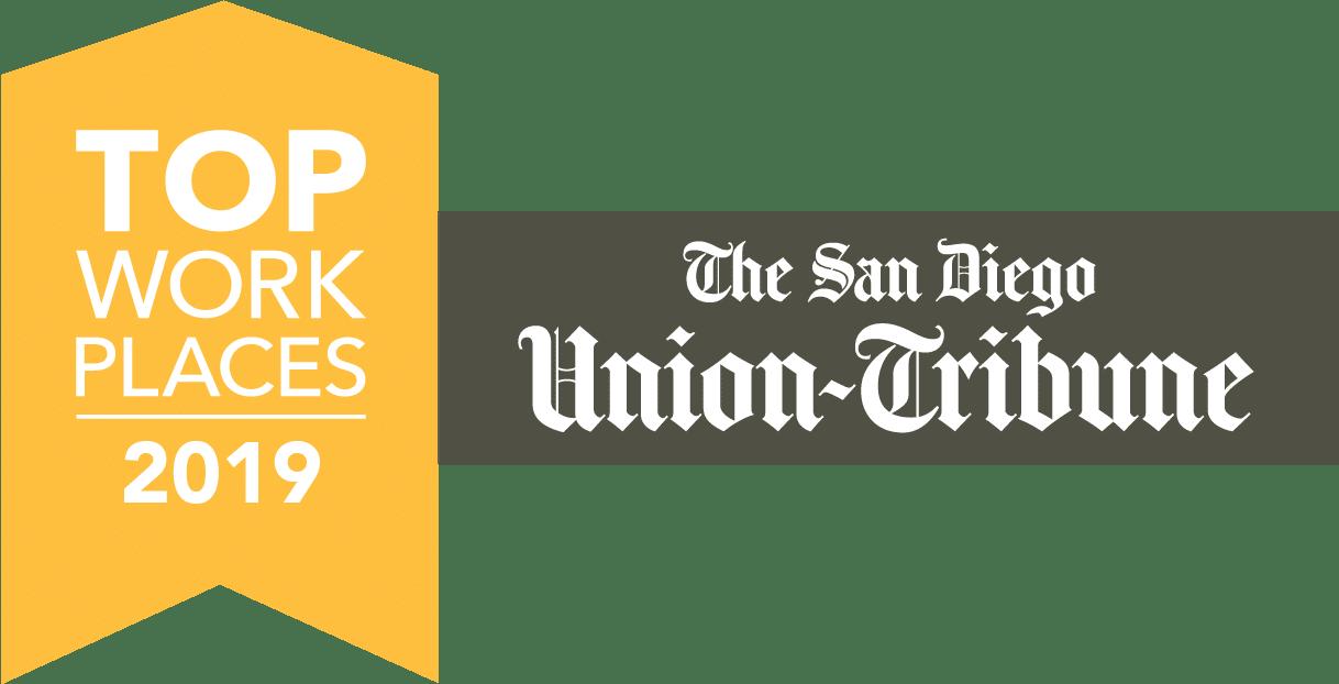 Top Work Places 2019 | The San Diego Union Tribune